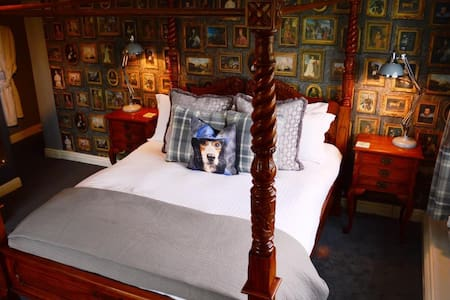Fabulous country pub with rooms - Shropshire