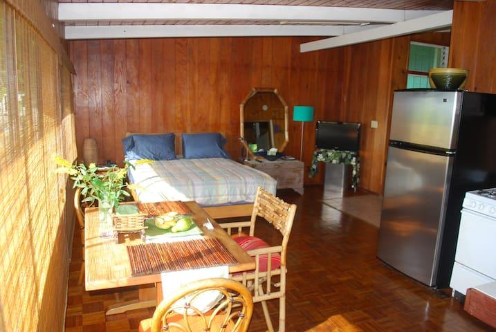 Haiku EverGreen Cottage@Maui Adventure Villa™ - Haiku - Cabin