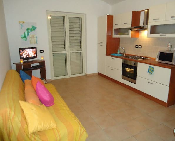 lovely little apartment in Calabria - Caulonia