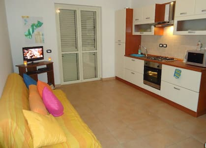 lovely little apartment in Calabria - Caulonia - Квартира