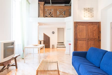 Gorgeous loft in historic center - Nápoles