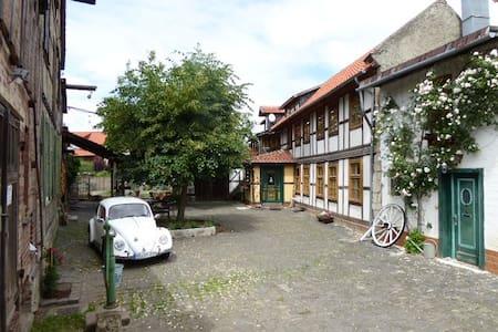 Alte Burgmühle Derenburg, Harz