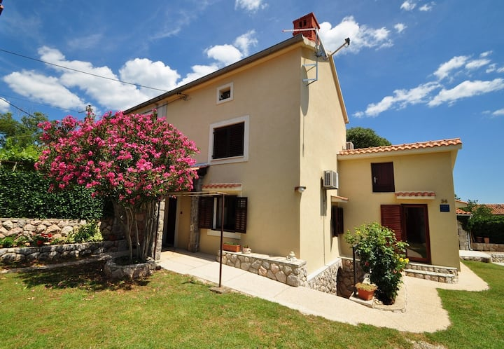 Tereza - apartment in peacefull village location