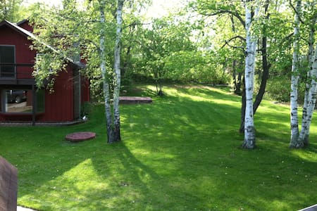 Edge of the Wilderness – Cozy 2 Br  - Daire
