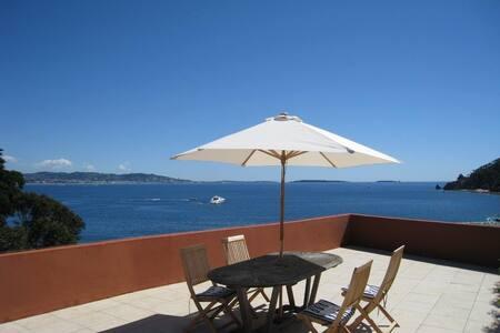 Appartement 85m2 avec vue sur mer - Théoule-sur-Mer