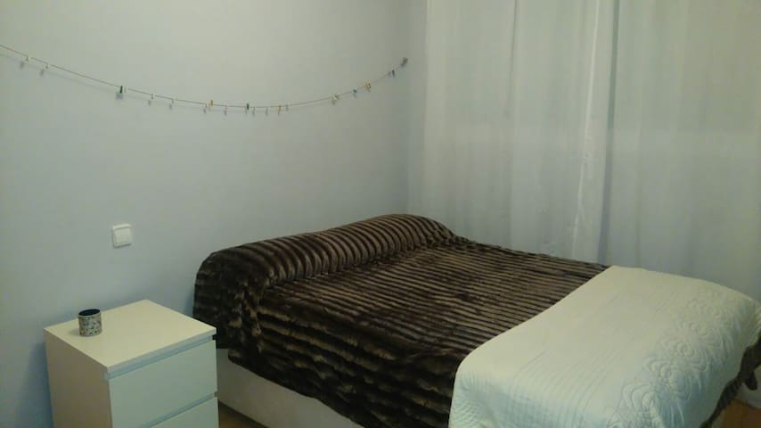 PISO CÉNTRICO/Flat in the heart of the city. - Badajoz - Apartment