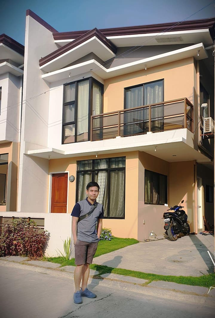 House and Lot for rent, Box Hill Talisay Cebu