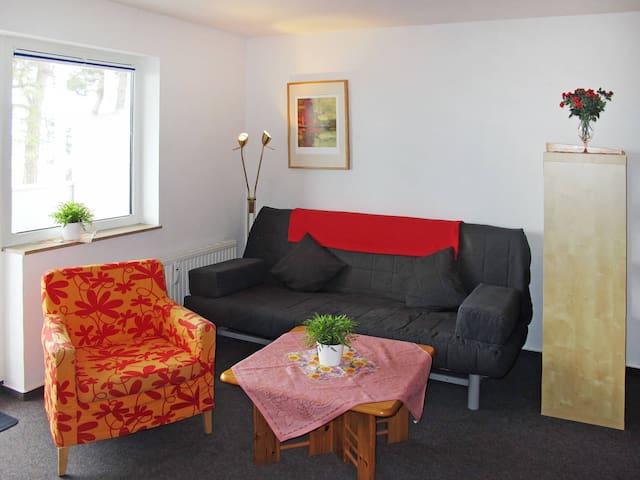 38 m² apartment Ferienanlage Blaumuschel - Lubmin