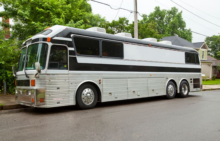 The Bluegrass Tour Bus!