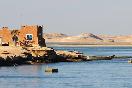 Chambre dans villa au bord de l'eau - Nouadhibou