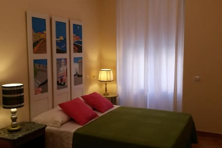 The Angela's rooms - Partenopea - Neapel