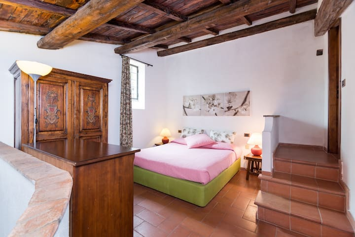 Fabulous home in Tuscan countryside - Pozzolatico - Wohnung