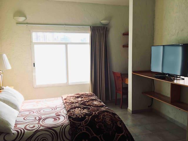 Suite con balcón en Privada400