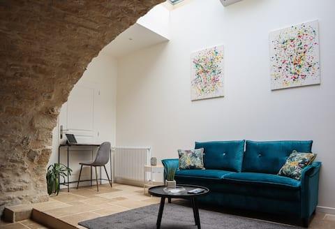 logement entier > Senlis moderne et atypique