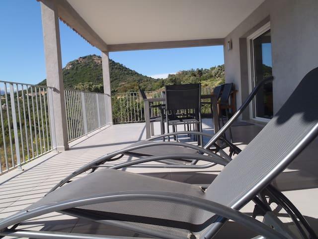 Villa T3 à Santa-Giulia - Porto-Vecchio - Flat