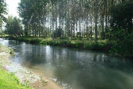 """COTTAGE in """"OPAL COAST"""" - Sea River - Tigny-Noyelle"""