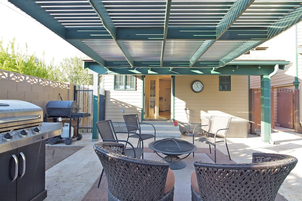 Casita Bonita Uptown Phoenix Guesthouse For Rent In Phoenix Arizona Uni
