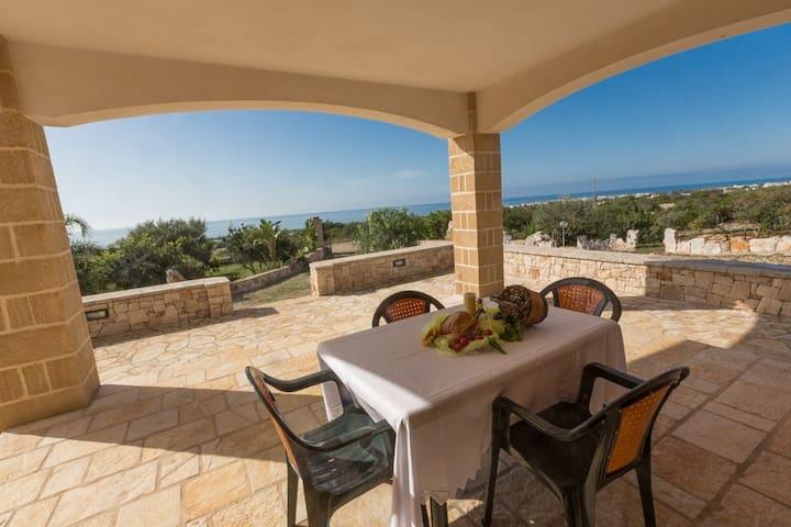 Vacanza nel Salento, tra Torre Pali e Pescoluse - Salve - Apartment