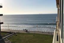 Salinas, Primera Linea de Playa. Piso de Lujo