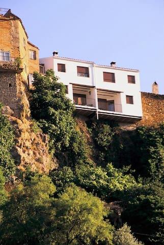 Casa con espectaculares vistas - Hornos - Huis