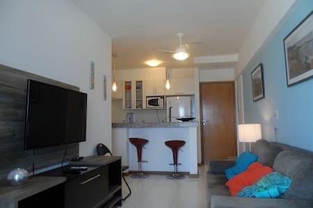 Modern 01 bedroom in Barra - Apartamento