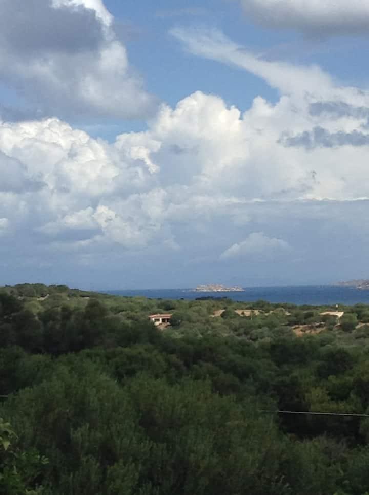 Cozy duplex near Porto Pollo: nature, harmony, sea