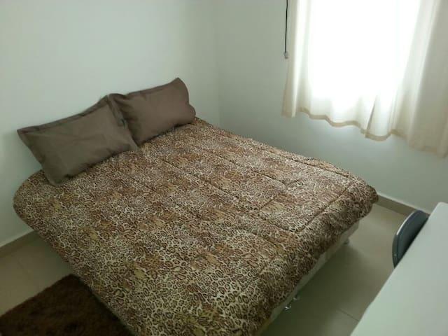 apartamento de dois quartos cuiaba - Cuiabá - Apartment