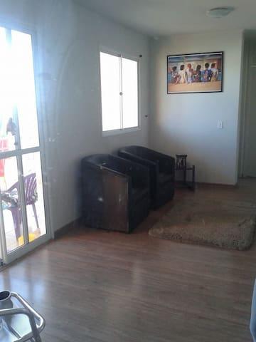 apartamento temporada copa - Porto Alegre - Appartement