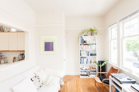 Sunny 1 BR in Bernal Heights