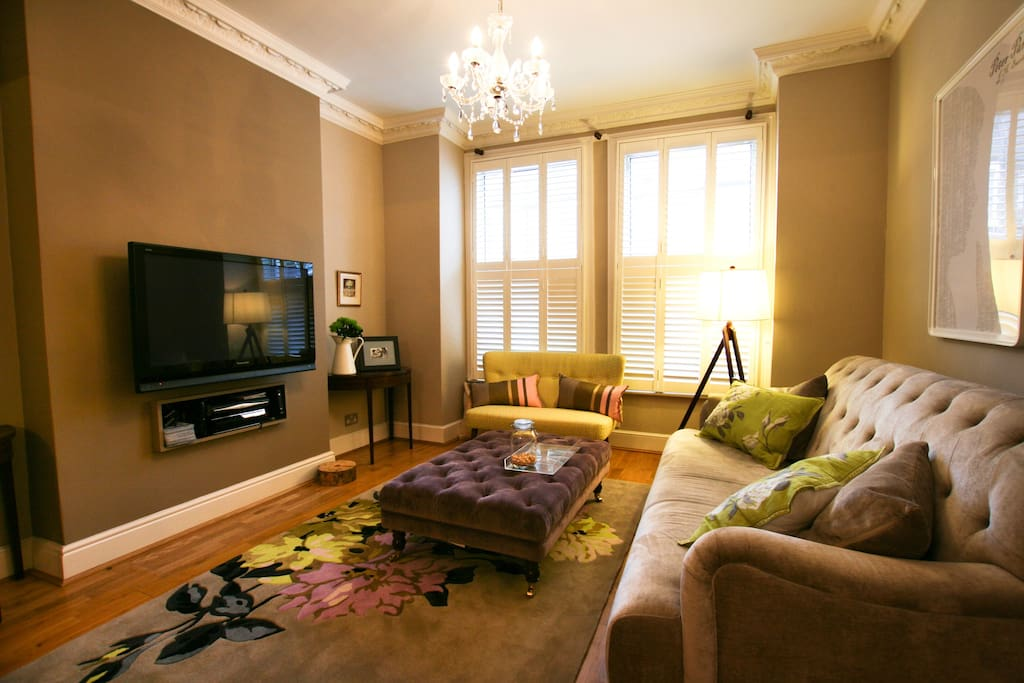 West London Loft Ensuite 5min2tube Houses For Rent In Hammersmith England