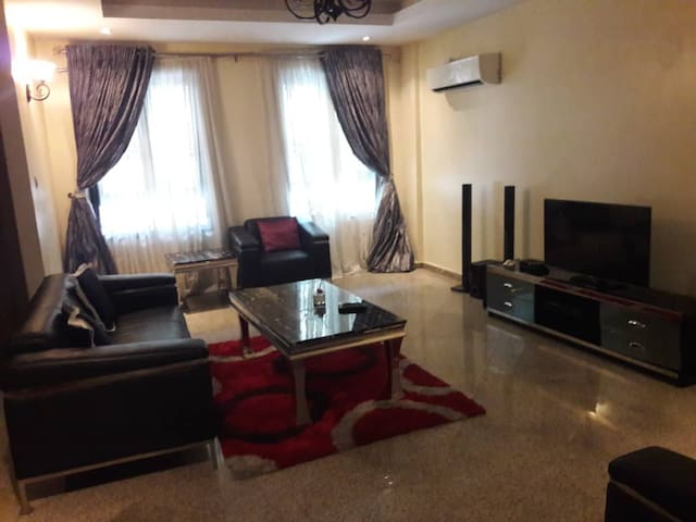 3 bedroom apartment in Oniru, Victoria Island