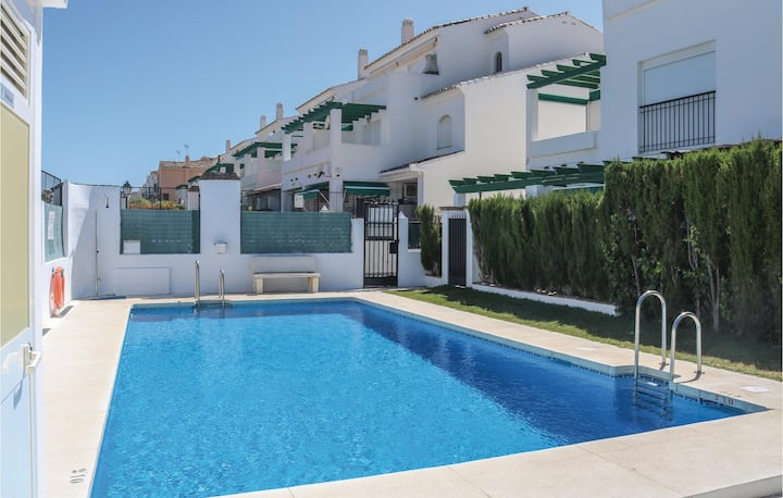 Holiday apartment with 2 bedrooms on 60m² in San Luis de S.