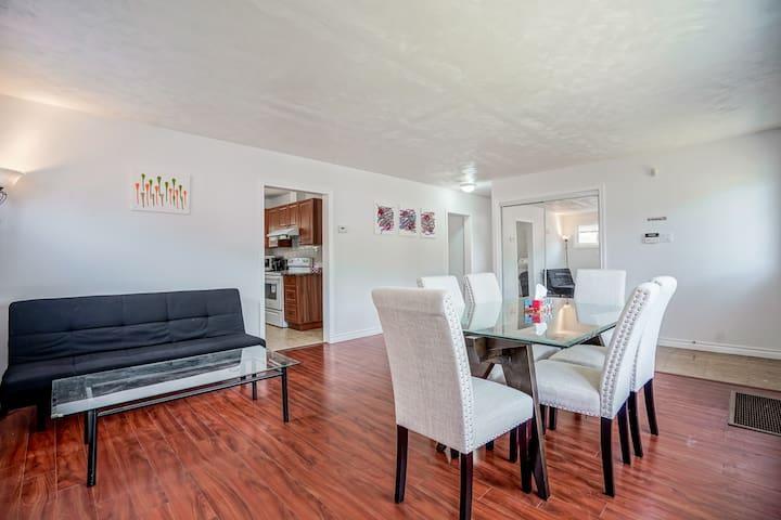 Scarborough entire house rental