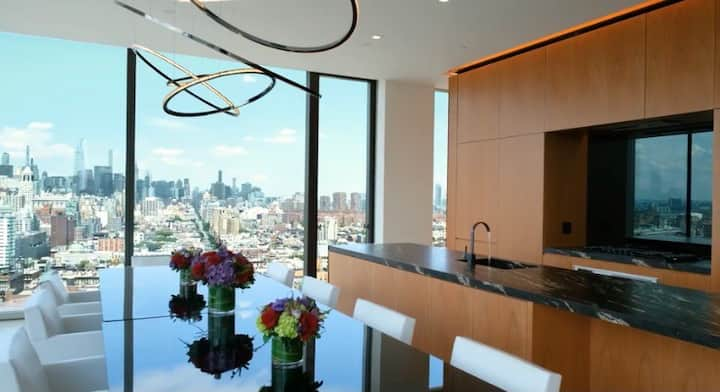 Amazing Two Floor Penthouse In The Heart Of NYC