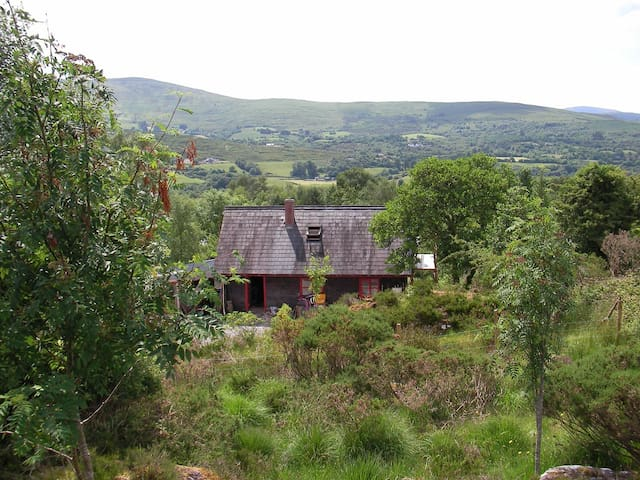 Caher Cabin Wilderness Retreat - Kilgarvan - Zomerhuis/Cottage
