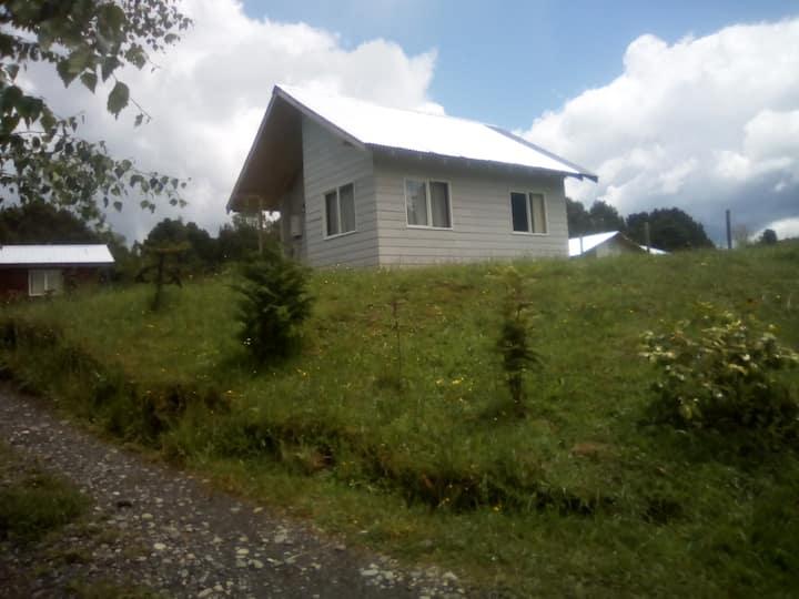 Cabaña Sendero Antilco, solo 25 km de Puerto Montt