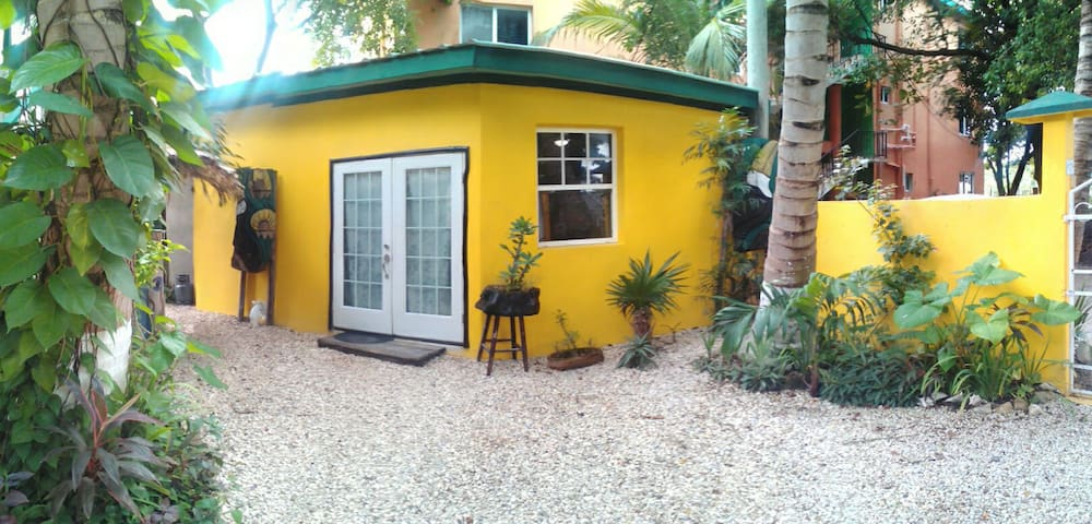 The Toucan Casita at Chez Caribe