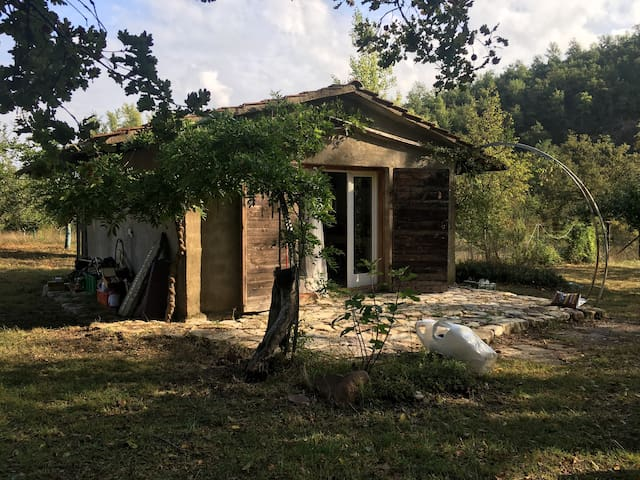 Tiny House in the heart of the Umbrian Jungle