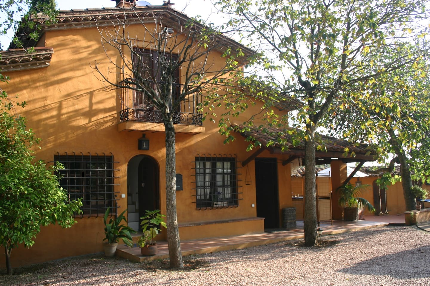 The Orange Cottage