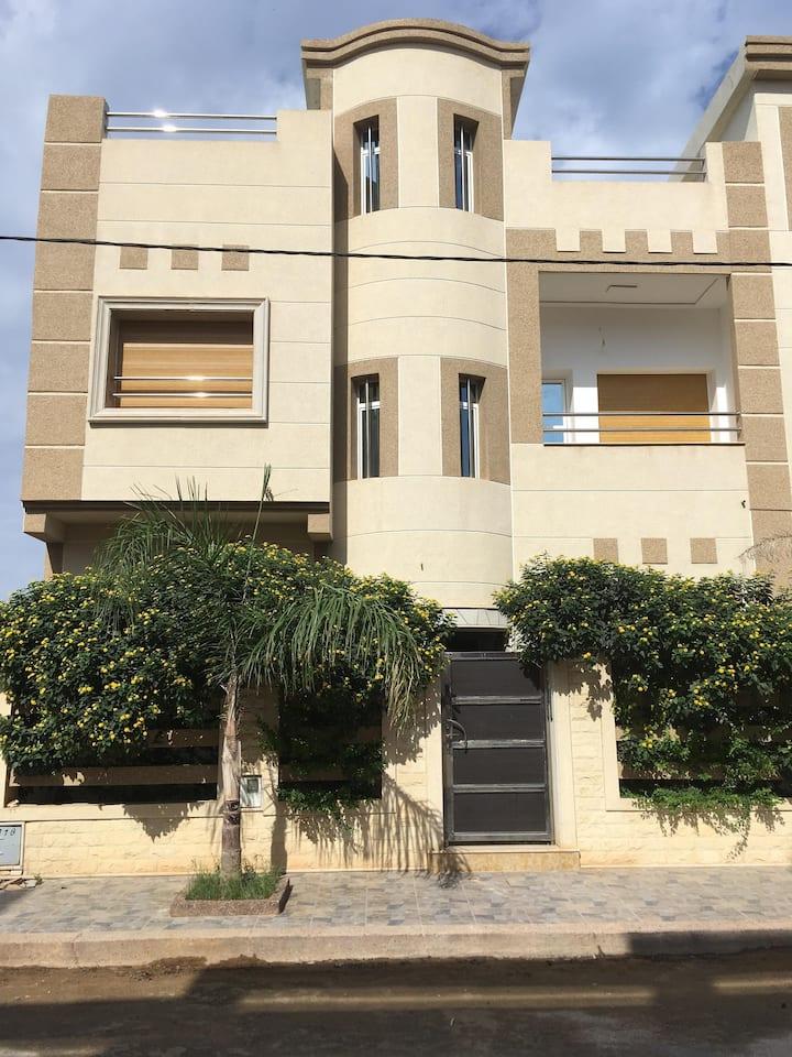 Logement à Saidia