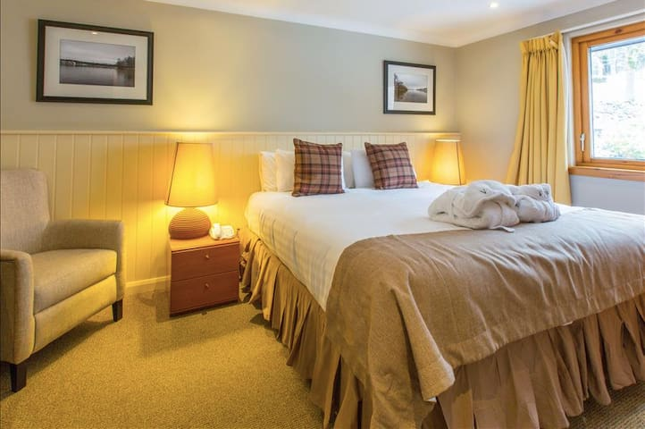 Cameron House 5 Star Luxury Lodge & Spa Facilities