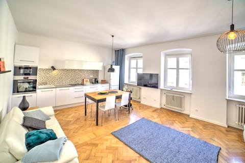 Stilvolle Wohnung in Bestlage Münchens
