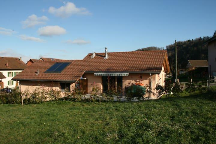 Villa individuelle - Yvonand - Dom