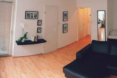 Very central, downtown and quiet city apartment