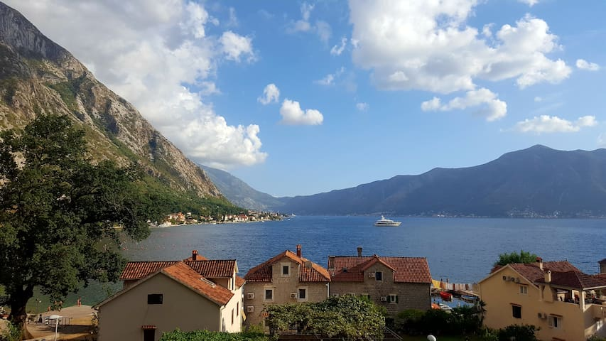 Apartment on Boka Bay, Orahovac,Kotor,Montenegro