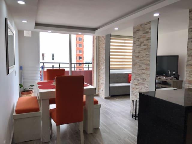 Apartamento nuevo, cerca a la Zona franca de Fonti