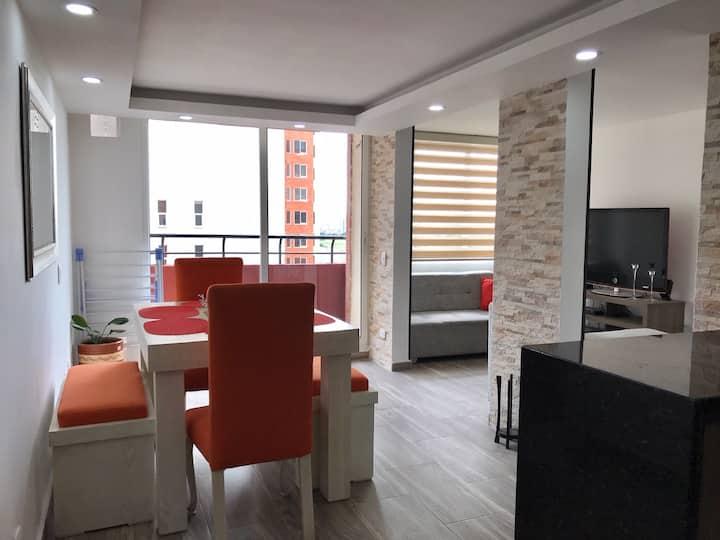 Apartamento nuevo, cerca a Zona Franca de Fontibon