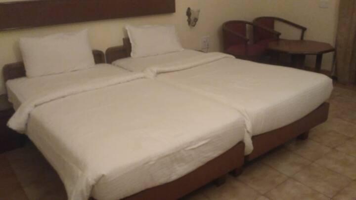 Deluxe AC Room(Hotel Dhanhills)