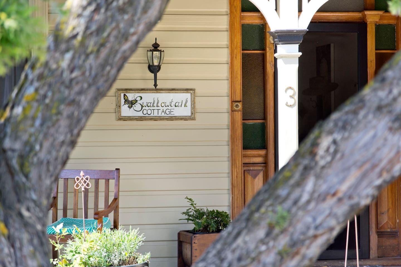 """Swallowtail Cottage"""