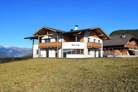 Urlaub auf dem Bauernhof Moandlhof - Castelrotto - Apartamento